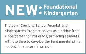 Foundational Kindergarten